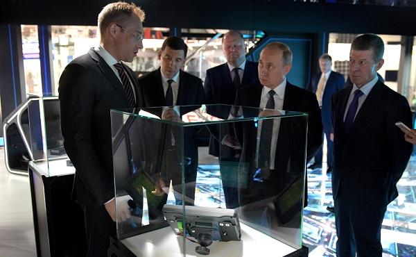 Австрия и Франция проявили интерес к московским решениям для энергетики