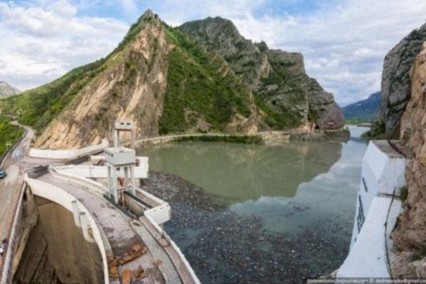 «Русгидро» выработала вКБР на8% больше электрической энергии благодаря повышенному притоку рек