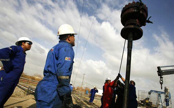 Венесуэла икитайская CNPC договорились онаращивании нефтедобычи