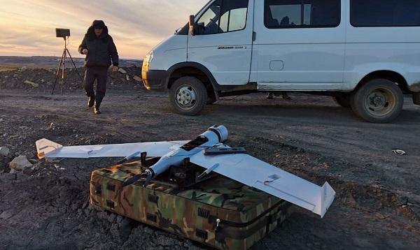 Беспилотники ZALA Росгвардии проведут воздушную разведку мест разлива нефтепродуктов в Норильске