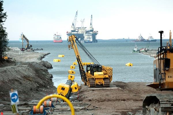 Nord Stream 2 AGиAllseas подписали документ опрокладке труб