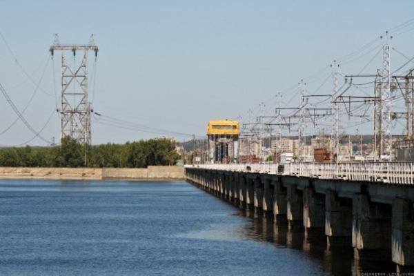 Жигулевская ГЭС начнет сбрасывать весенние воды в20х числах  апреля