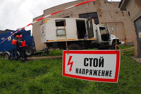 ВПсковской иНовгородской областях заканчивается восстановление электроснабжения