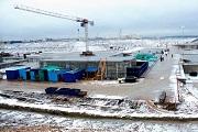Балтийская АЭС: строительство ведется на восьми объектах
