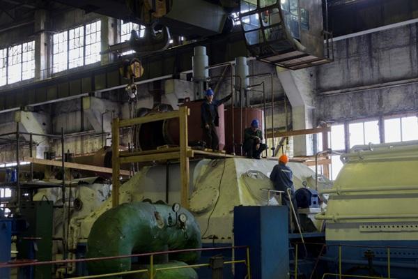 «ТГК-14» начнет масштабную реконструкцию оборудования Читинской ТЭЦ-1