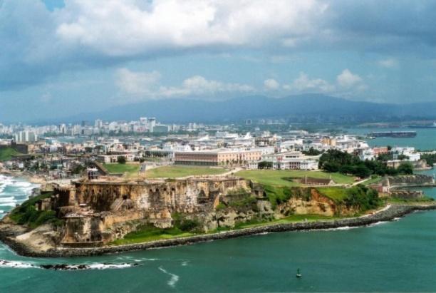 Граждане Пуэрто-Рико остались без электричества из-за пожара