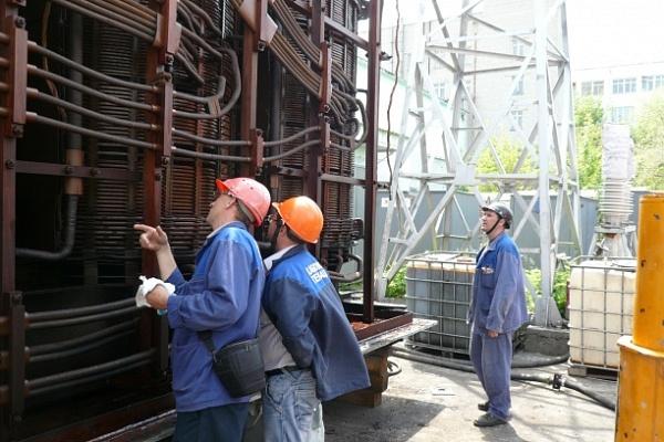 Техническое обслуживание трансформаторов на Заводе